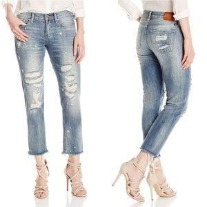 Lucky Brand | Sienna Slim Boyfriend Jeans in Tame